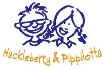 logo huckleberry